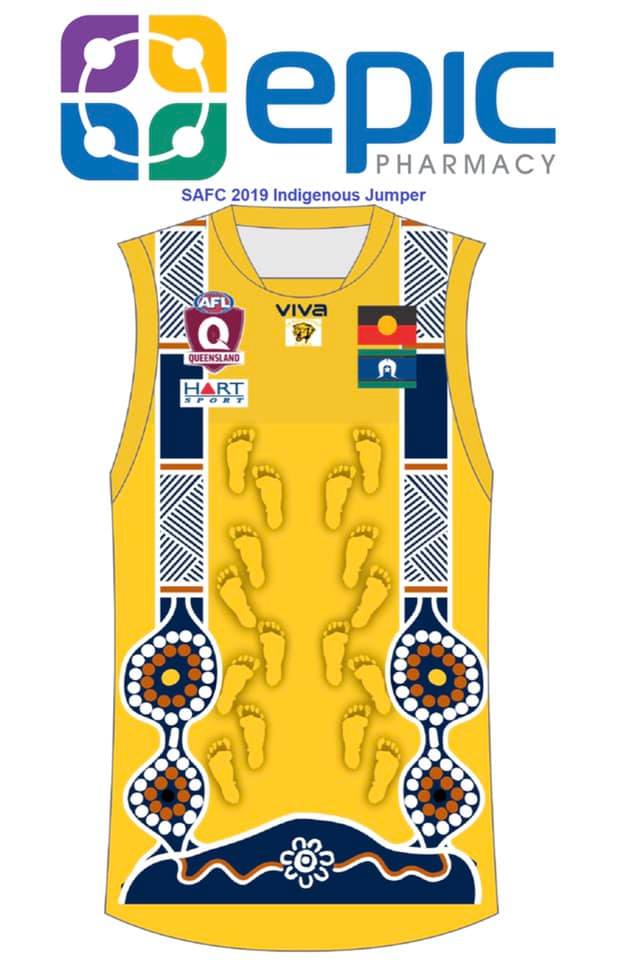2019 Indigenous Round JERSY